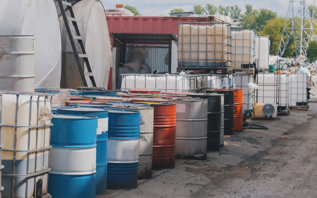 Registering Your Chemical Bulk Storage or Petroleum Bulk Storage Tanks for New York  Facilities